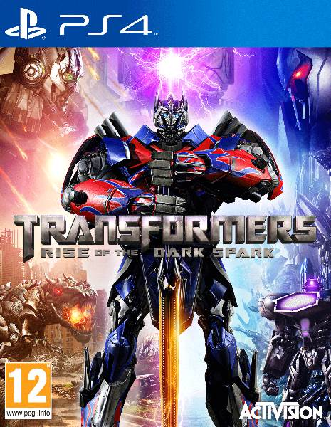 Transformers - Rise of the dark spark PS4
