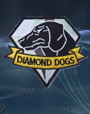 Metal Gear Solid Diamond Dogs Patch