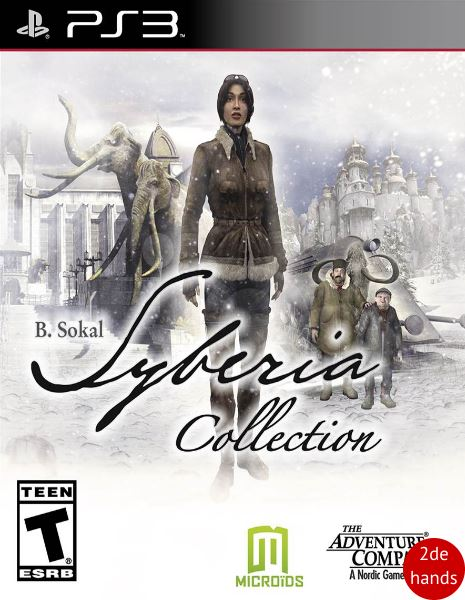 Syberia Complete Collection PS3