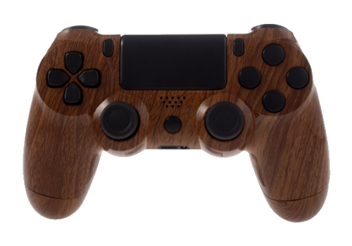 PS4 Hout design custom controller case